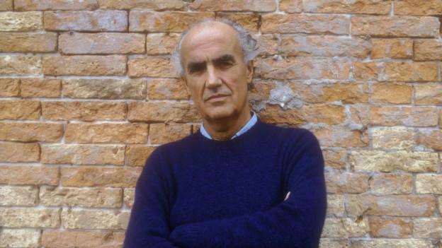 Portrait von Luigi Nono