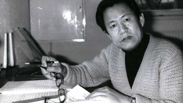 Portrait von Isang Yun
