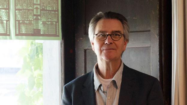 Portrait von Ruedi Häusermann