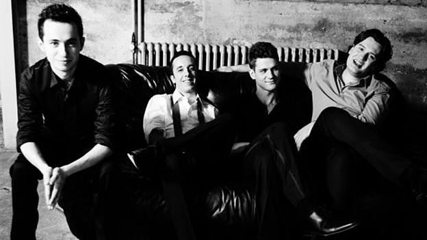 «Quatuor Ebène» holt sich Inspiration bei Pop- und Rockgruppen.