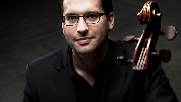 Einer der erfolgreichsten Schweizer Solisten: Cellist Christian Poltéra.