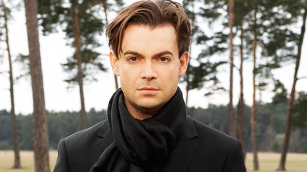 Der 35-jährige kroatische Pianist Dejan Lazic.