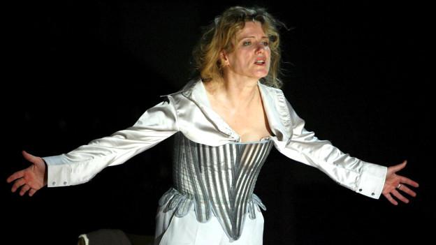 Barbara Sukowa liebt starke Frauenrollen.