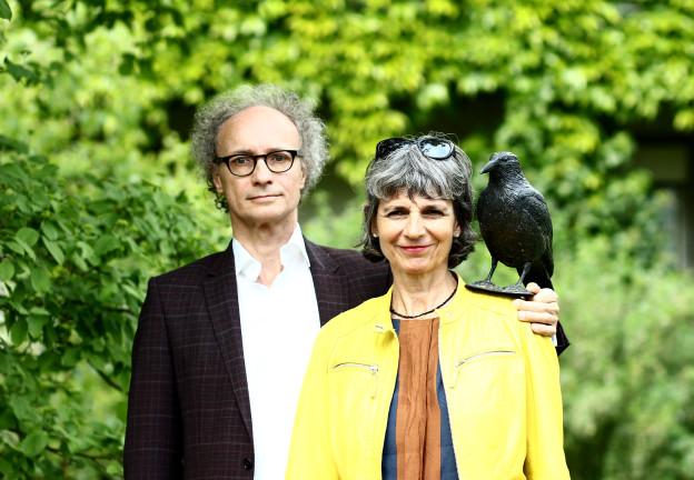Jürg Kienberger und Claudia Carigiet.