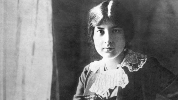 Lili Boulanger um 1918