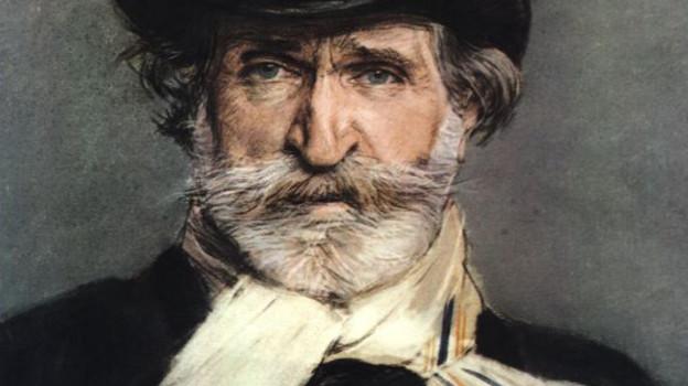 Gemälde von Verdi