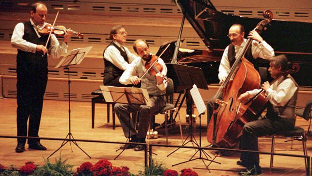Quintett I Salonisti.