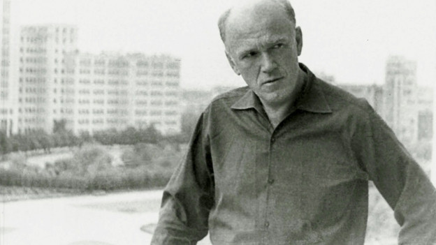 Der Pianist Sviatoslav Richter.