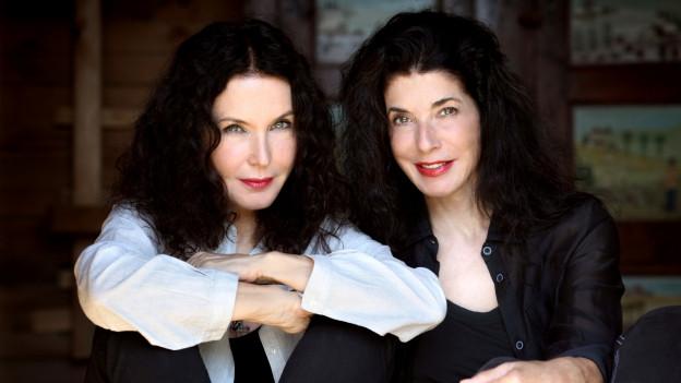 Die Pianistinnen Katia und Marielle Labèque.