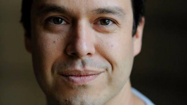 Leonardo García Alarcón im Porträt.