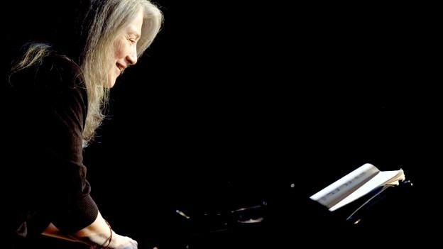 Martha Argerich am Festival Lugano