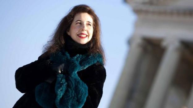 Porträt der Pianistin Angela Hewitt