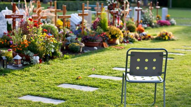Der Friedhof, ein besonderer Ort der Trauer und der Begegnungen.