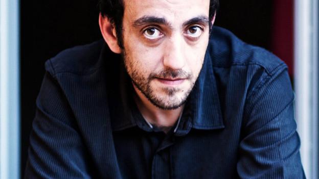 Sprachmächtiger Erzähler: Jérôme Ferrari.