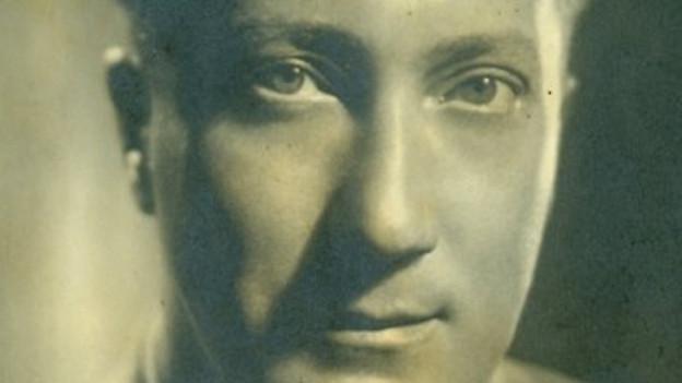 Porträt von Bruno Balz