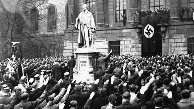 Berlin nach der Machtübernahme