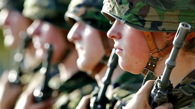 Das Heimweh befiel auffallend oft Schweizer Soldaten im Ausland.