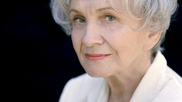 Porträt der Autorin Alice Munro