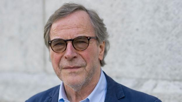 Portrait Klaus Merz