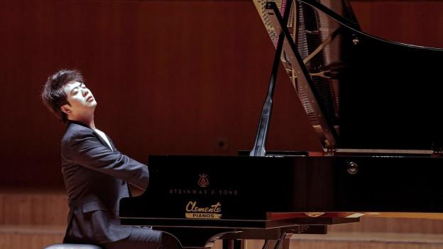 Pianist Lang Lang bei einem Auftritt.
