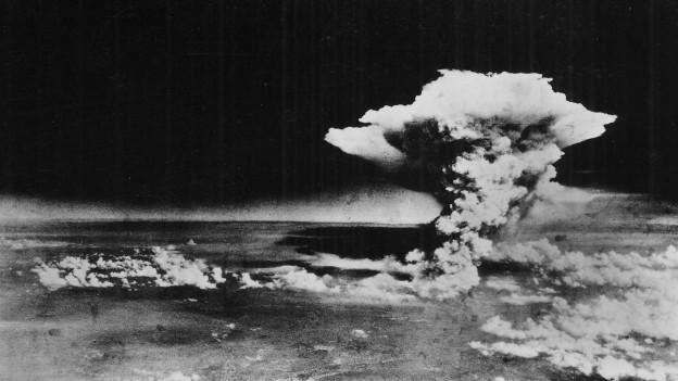 Atombombe über Hiroshima 1945