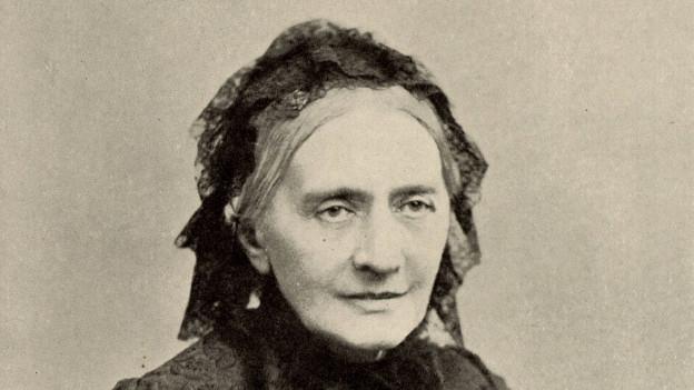 Ein Portrait einer Frau