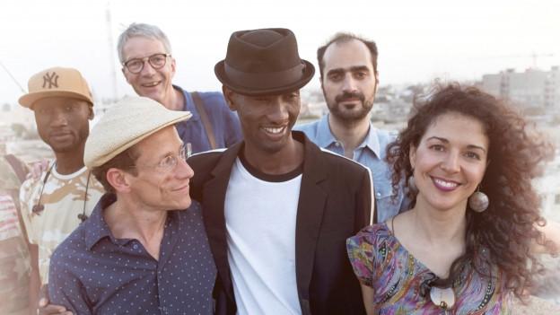 Die Band Toubab Tangal