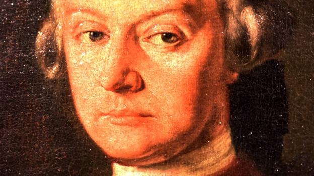 Ein Porträt von Leopold Mozart