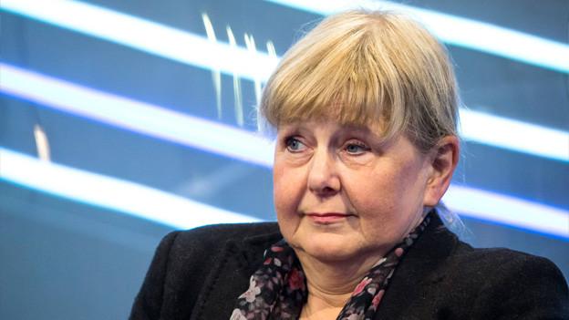 Marianne Birthler an der Buchmesse Leipzig 2014.
