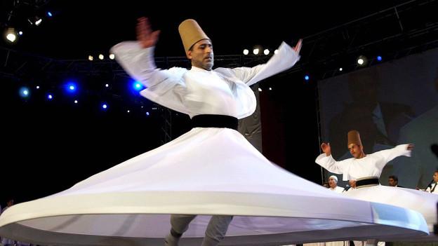 Tanzender Derwisch