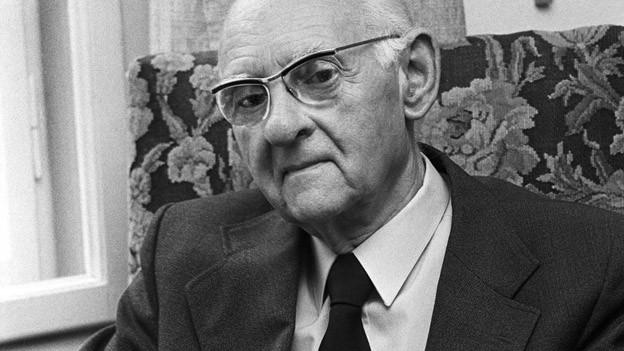 Auch nach 25 Jahren gedenkt man dem Tod vom Theologen Hans Urs von Balthasar.