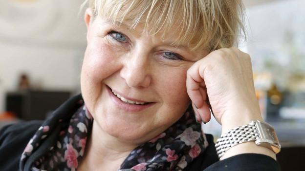 Porträt Marianne Birthler