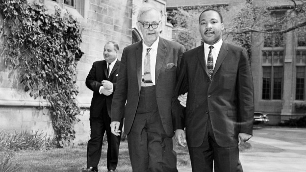 Karl Barth und Martin Luther King.