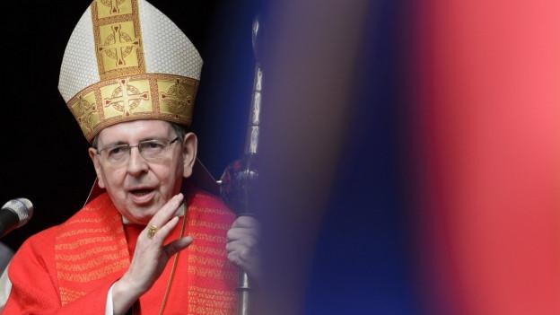 In der Sendung «Perspektiven» stellt sich der Kardinal den Fragen unserer Hörerinnen und Hörern.