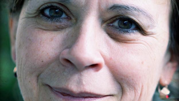 Die Tessiner Autorin Anna Rucha.