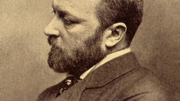 Henry James im Jahr 1905.