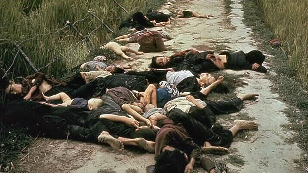 Haeberles Fotos des Massakers von My Lai gingen 1969 um die Welt.