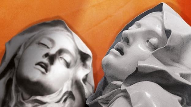 Buchcover zu «Die Nonnen von Sant'Ambrogio».