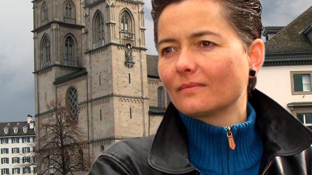 Hat den Zürcher Krimipreis gewonnen: Mitra Devi