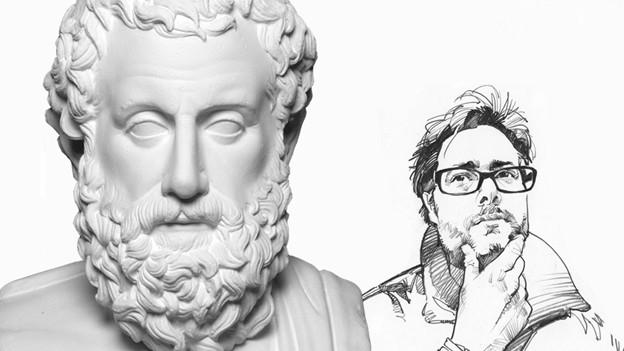 Schon Aischylos interessierte sich für die theatrale Form des Gerichts.