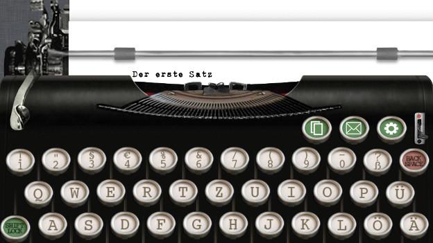 Ist der erste Satz für den Schriftsteller der schwierigste?