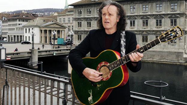 Donovan in Zürich