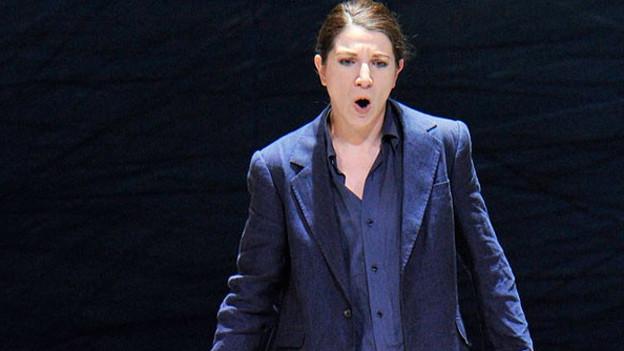 Elisabeth Kulmann bei den Salzburger Festspielen