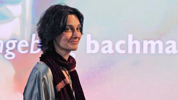 Katja Petrowskaja gewann den Bachmann-Preis 2013.
