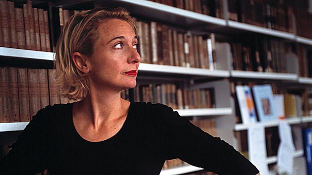 Beatrice Stoll in einer Aufnahme vom Oktober 2001.