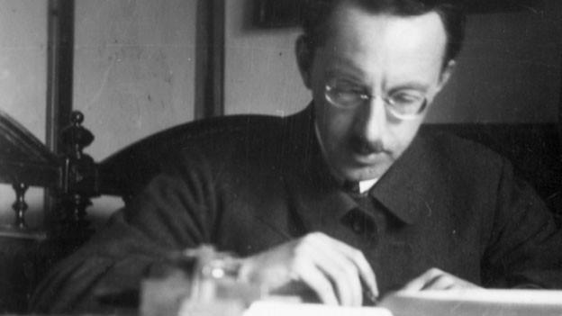 Der Realismus war und blieb sein Stil: Der Schriftsteller Meinrad Inglin.
