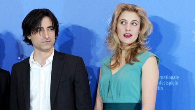 Noah Baumbach und Greta Gerwig an der Berlinale 2010.