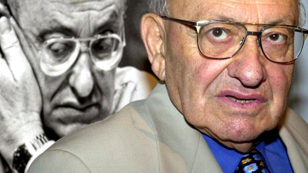 Sein Lispeln war unverkennbar. Seine markigen Aussagen sind unsterblich: Marcel Reich-Ranicki.