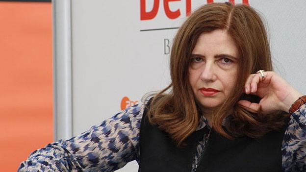 Die Autorin Sibylle Lewitscharoff.