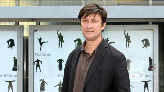 Direktor Vincent Baudriller macht sich stark für die Öffnung des Théâtre de Vidy.